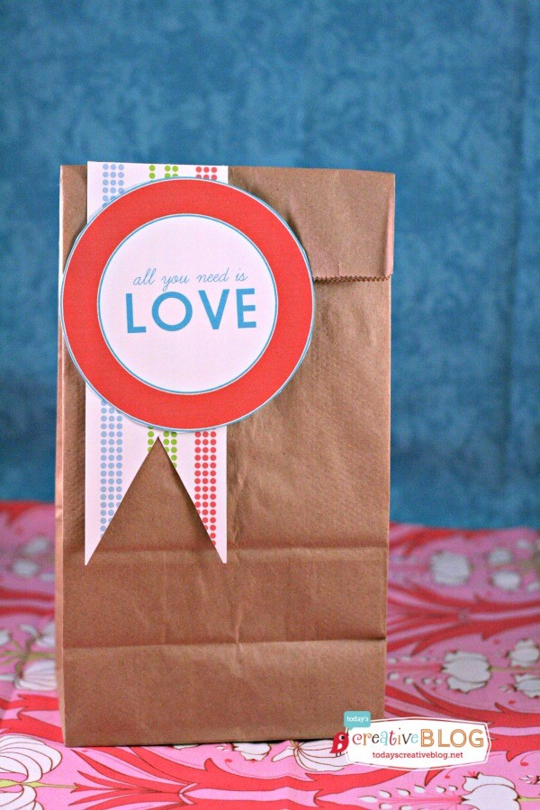Printable Valentines | TodaysCreativeBlog.net