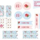printables for Valentines Day