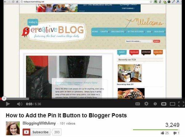how to add a pin it button