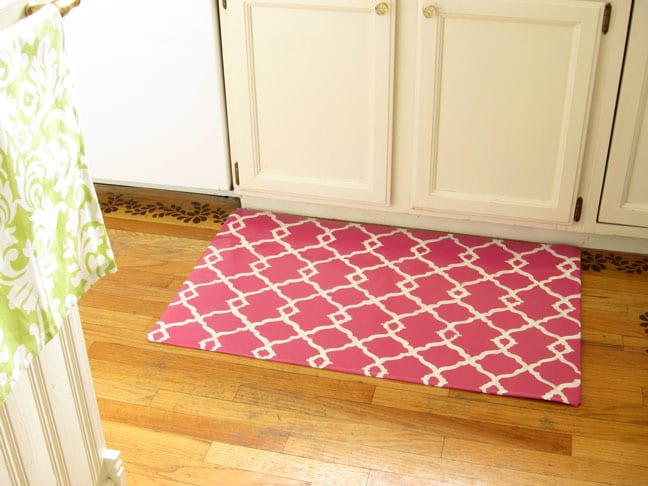 rug painted diy