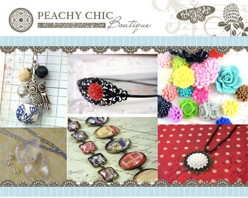 discount shopping peachy chic