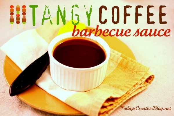 BBQ sauce recipe using coffee