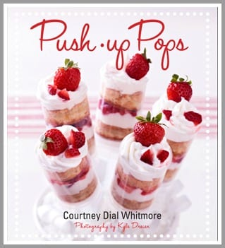 cookbook for push up pops