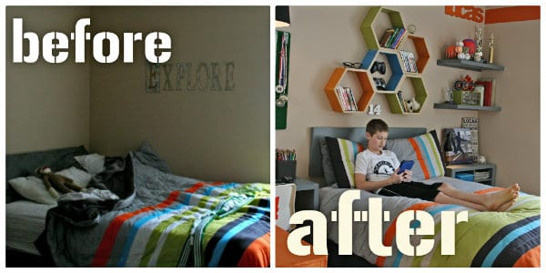 cool bedrooms for teen boys