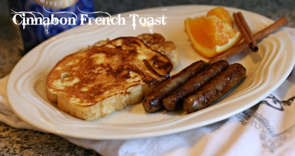 recipe for french toast using coffee creamer