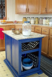 Diy Kitchen Island Ideas Pinterest
