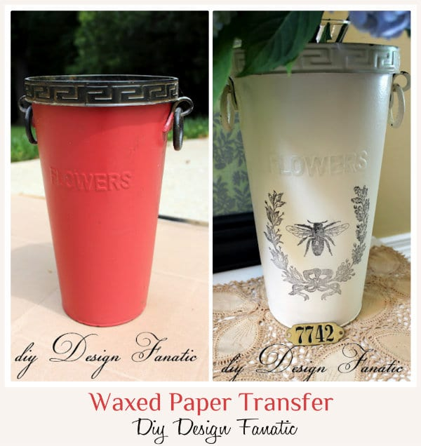 Wax paper craft project ideas