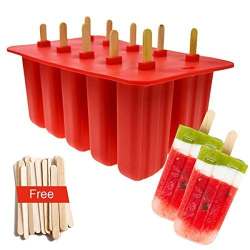 popsicle mold silicone