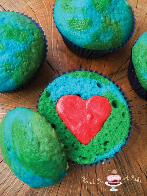 earth day ideas cake