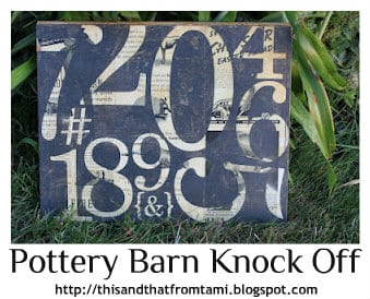 diy pottery barn