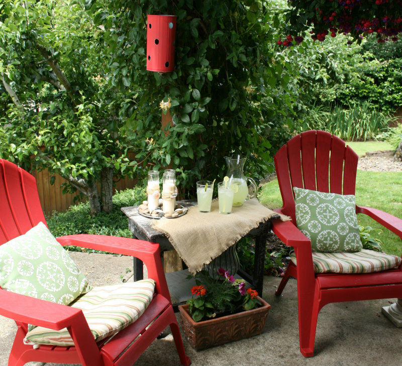 Outdoor Room – Outdoor Oasis