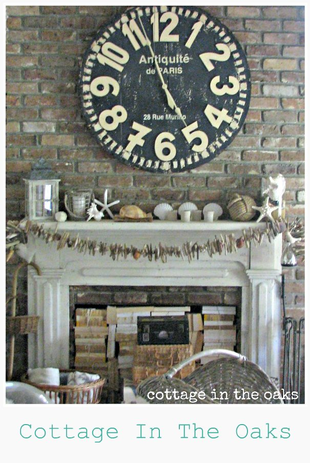 decorating your mantel summer trends