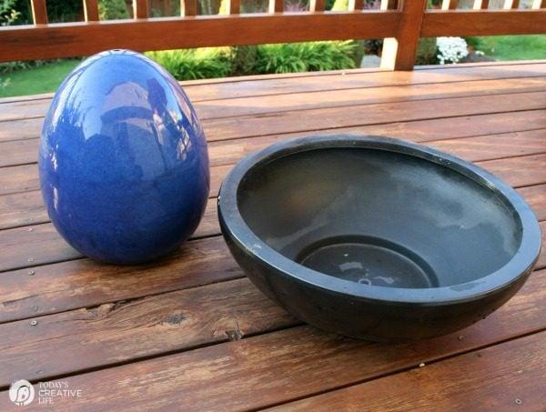 DIY Garden Fountain   diy fountain. TodaysCreativeLife.com