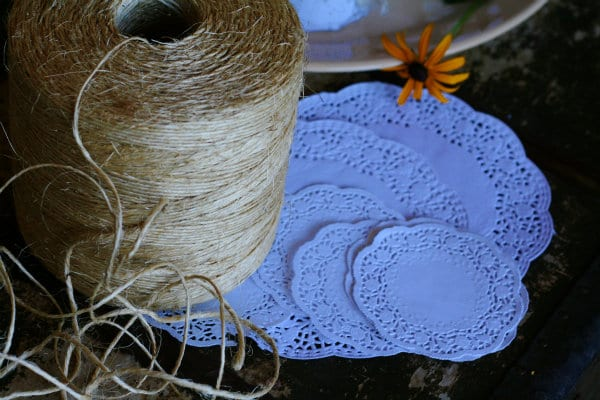 Crafts with Doily's