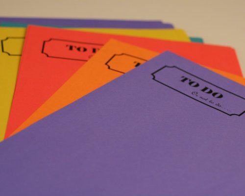 How To Make A Note pad | TodaysCreativeBlog.net