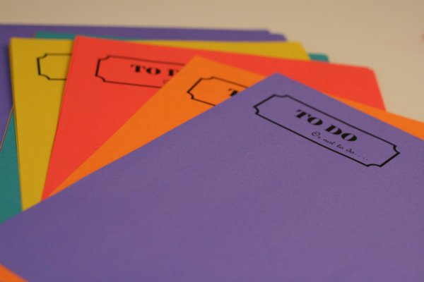 How To Make A Note pad | TodaysCreativeBlog.net