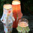 Paper Lantern Tutorial DIY Craft