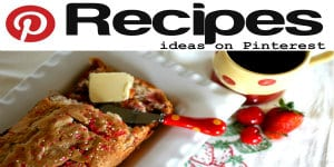 recipes on pinterest