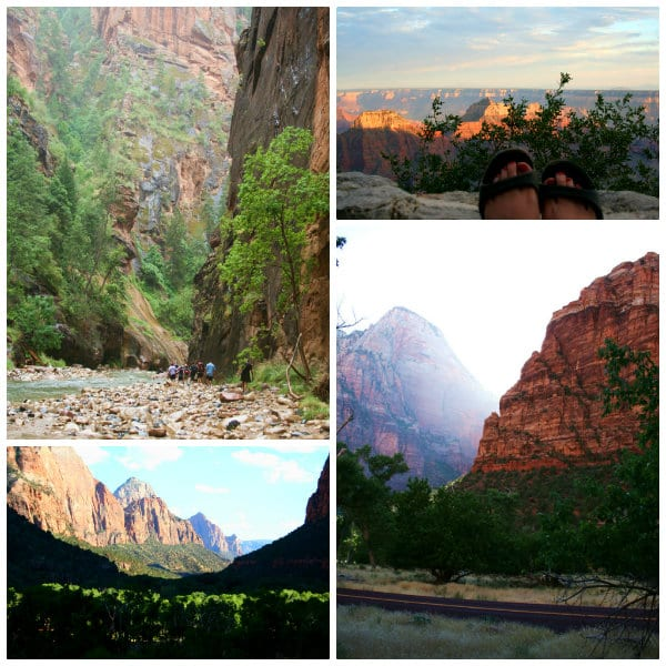 zion & grand canyon