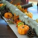 DIY Decorating for Fall - Thanksgiving