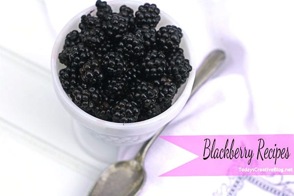 Blackberry recipes