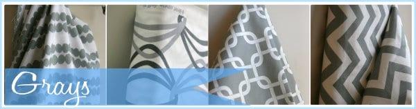 Where to buy Gray Fabric