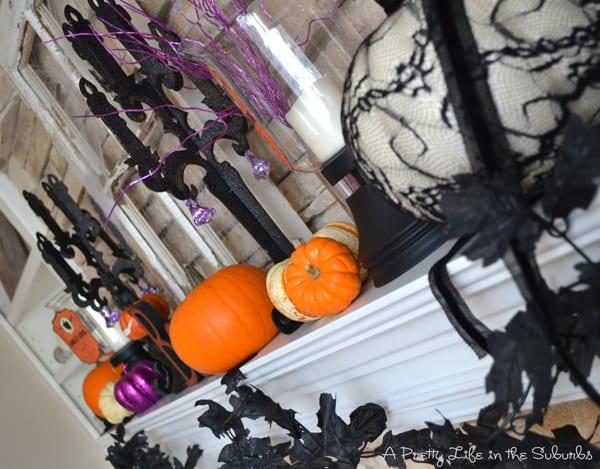 Halloween Mantel ideas