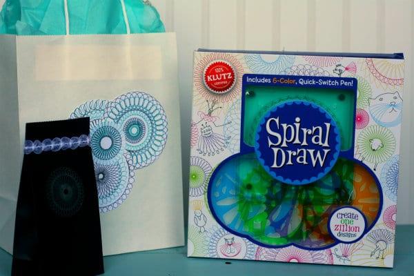 Spiral Draw Klutz Books