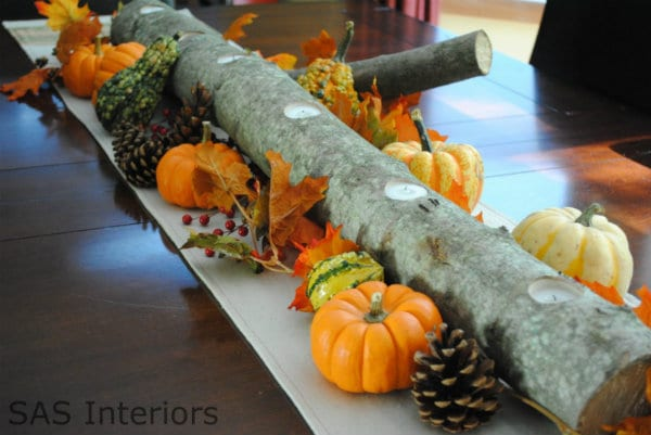 Diy Thanksgiving Table Decor Photograph Decorating DIY
