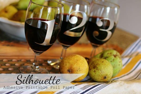 wine glass charms diy