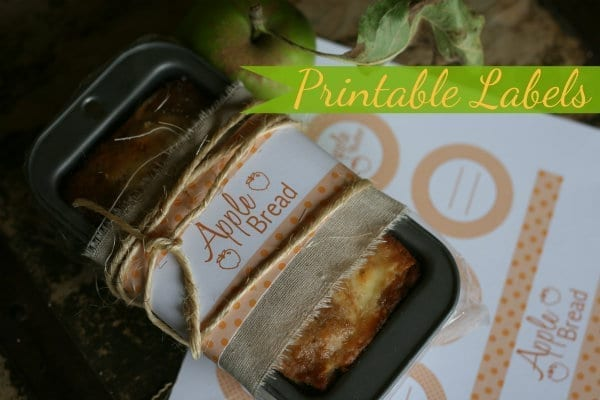 Apple Recipes ~ Cream Cheese Apple Bread