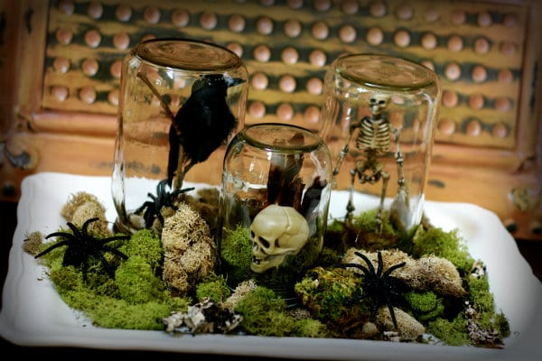 Ball Jar Craft DIY Halloween TerrariumMom It Forward Impressive Ball Jar Decorations
