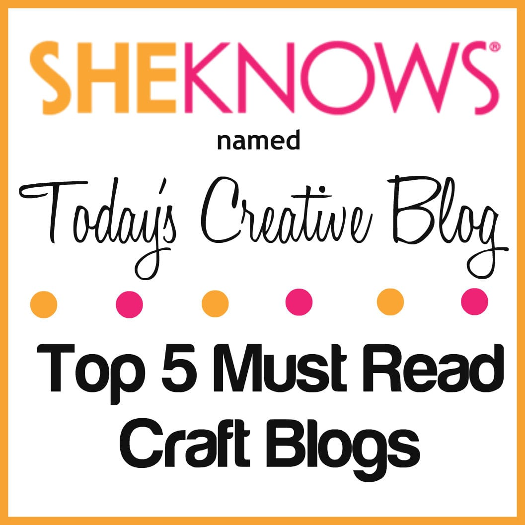 Top 5 Must Read Craft Blogs – She Knows
