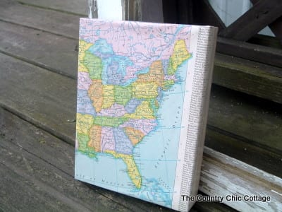 Map Crafts