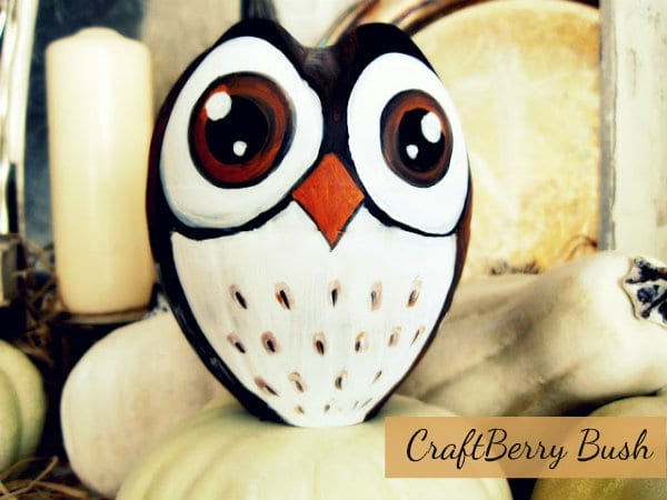 owl crafts - recycled crafts