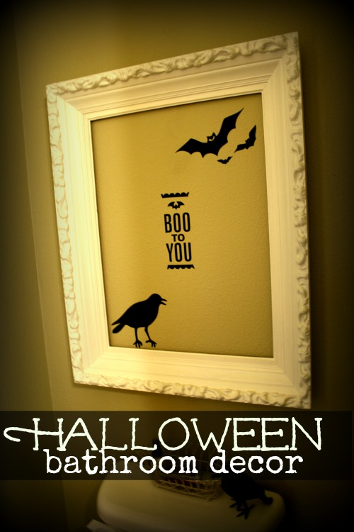 Silhouette Cameo Halloween Projects
