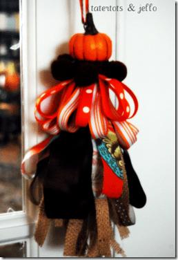 pumpkin tassel