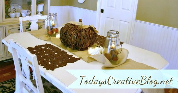 Planning for Thanksgiving -Create a Wine & Appetizer Bar | Create more space by using these tips. Today's Creative Life