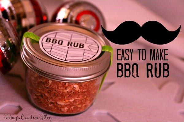 How to make a BBQ Rub