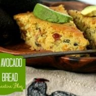 Avocado Recipes – Bacon Avocado Corn Bread