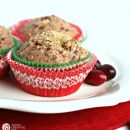 Cranberry Muffin Recipe with Pecans