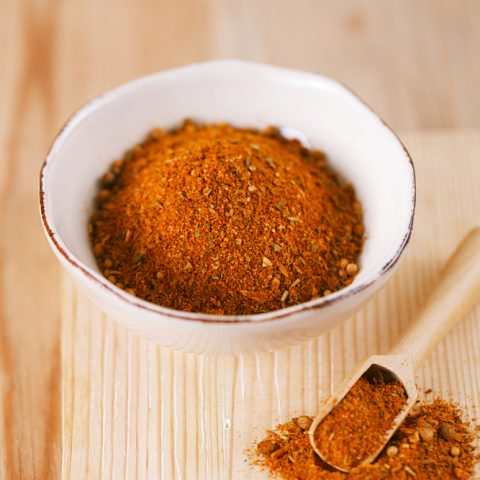 BBQ Rub Recipe | Find more BBQ Sauce and Rub ideas on TodaysCreativeLife.com