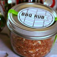 BBQ Rub Recipe | Find this BBQ Rub Recipe on TodaysCreativeLife.com