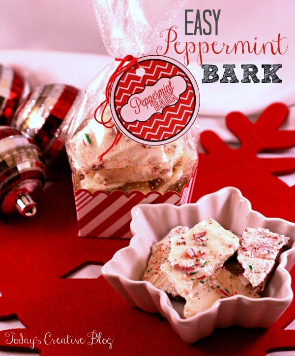 How to make Peppermint Bark