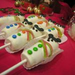 Disney Holiday Blogger Event | Marshmallows On A Stick | TodaysCreativeblog.net