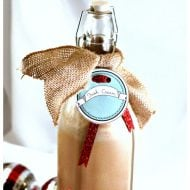 Homemade Irish Cream Recipe | Homemade gift ideas for Christmas | Hostess gift ideas | Gifts from the Kitchen |