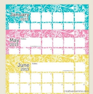 Girly May 2013 Calendar Images & Pictures - Becuo