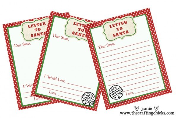 letter to santaletter to santa