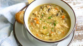 Uncle Ben's Chicken & Wild Rice Soup