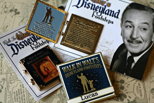 Walk in Walt's footsteps tour